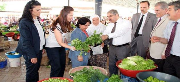 Çınar Ailesi Kadınlar Pazarında