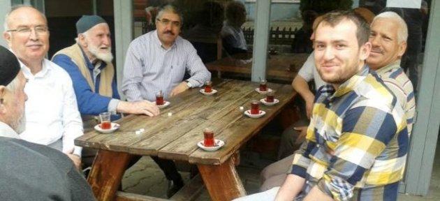 Vali Çınar Zafer Köyü'nde