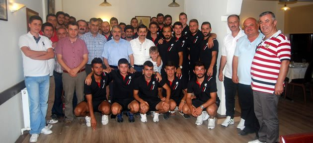 Vali Çınar'dan Bartınspor'a Tam Destek