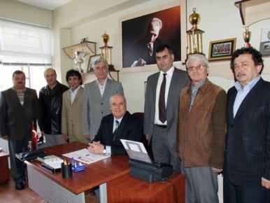 Vali Halil IŞIK, 3.Lige Yükselme Grubu Maçlarında Bartınspor'a Başarılar Diledi