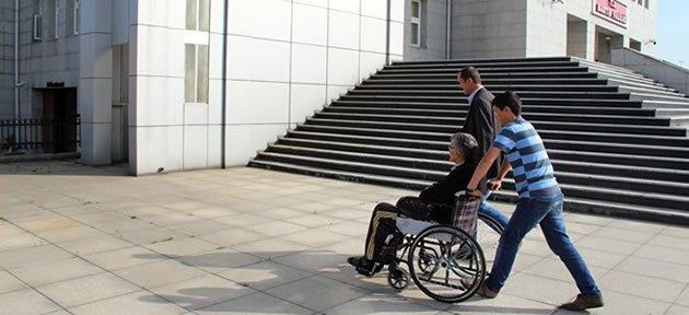 Valilik Binası Artık Yaşlı ve Engelli Dostu