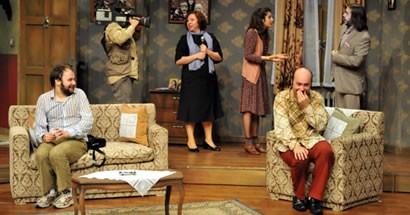 Van Devlet Tiyatrosu Entirikalı Dolap Komedyası ile Bartın'da