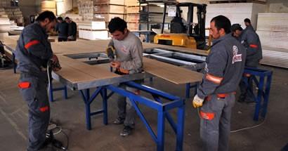Van'a İLK okul Bartın'dan - Fabrika Bayram'da mesaide