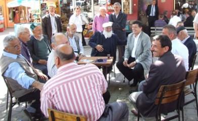 Yalçınkaya Amasra ve Kurucaşile'de iftar açtı