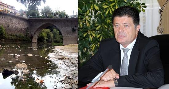 Yalçınkaya Bartın Irmağı'nı bir kez daha Meclis'e taşıdı