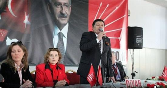 Yalçınkaya Çorlu'da divan başkanı