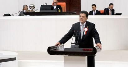 Yalçınkaya, enerji yatırımlarını Meclis'e taşıdı