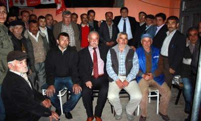 Yalçınkaya Kışla, Gürpınar, Kaşbaşı ve Serdar Köyü'nde