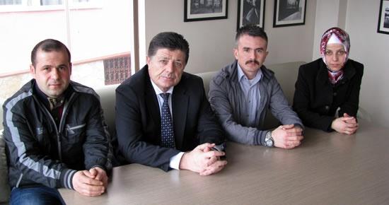 Yalçınkaya Teksif-İş temsilcileriyle 5084'ü görüştü