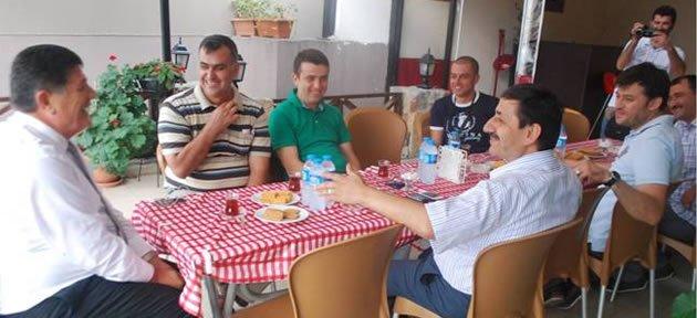 Yalçınkaya'dan Bartınspor'a Tam Destek