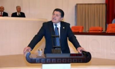 Yalçınkaya'dan TTK hakkında soru önergesi