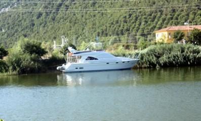 Yatlar için doğal liman