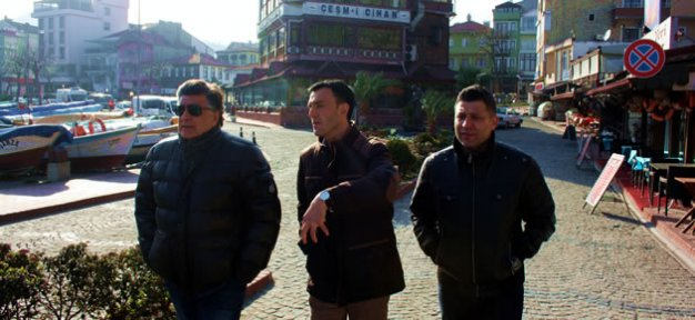 Yılmaz Vural: Amasra'nın Turizm Elçisiyim
