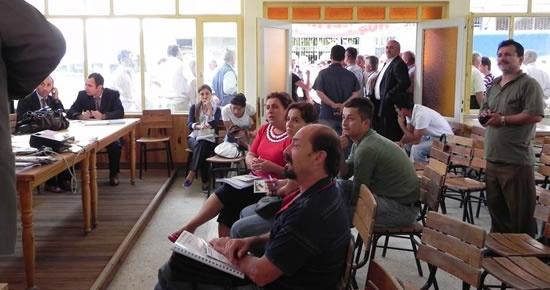 Yöre halkının tepkisi nedeniyle toplantısı yapılmayan ÇED onaylandı