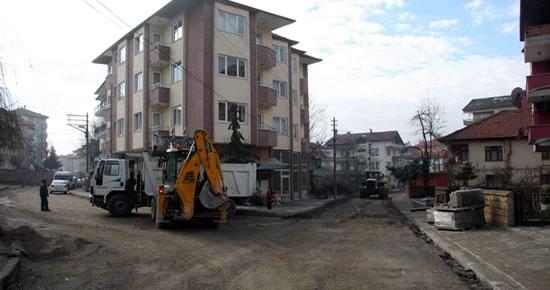 Yukarı Sokak yeniden düzenlenecek