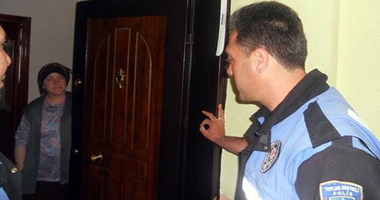 Zili her çalana kapıyı açmayın