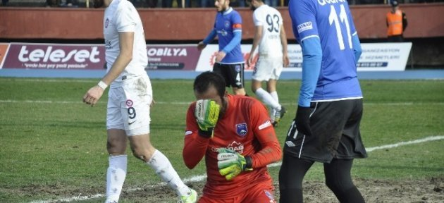 Zonguldak Kömürspor 0-0 Bursa Nilüferspor