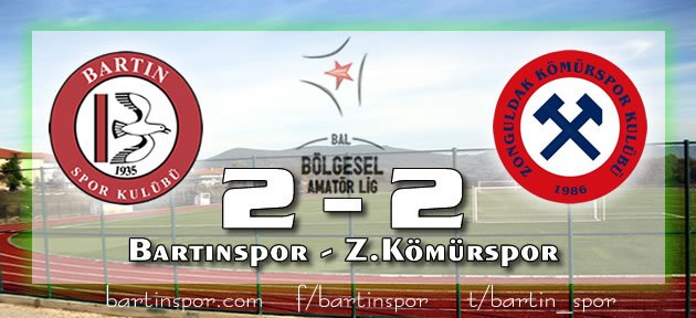 Zonguldak'a Bartın engeli: 2-2