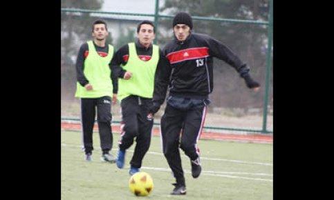 Zonguldakspor maçı Safranbolu'da seyircisiz