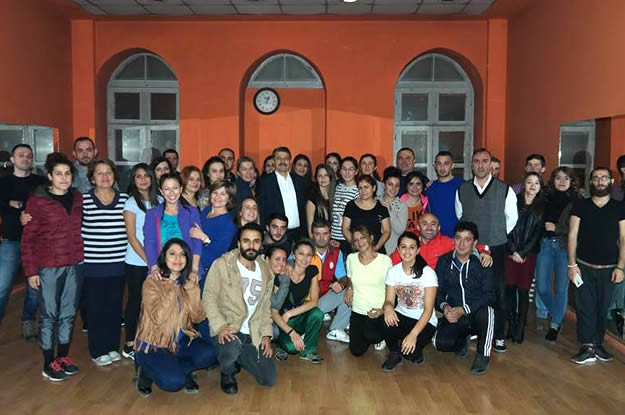 Bartın Belediyesi Halk Dansları Topluluğu