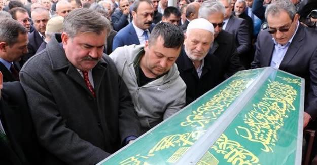 Muhammet Ali Çınar'ın cenazesi Ereğli