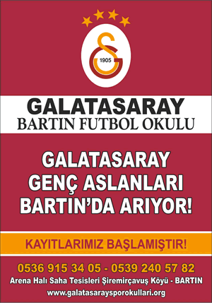 Galatasaray Bartın Spor Okulları