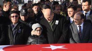 Bartın Vali Yardımcısı, Ankara'da toprağa verildi