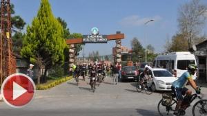 Amasra'da Bisiklet Festivali