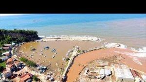 13 Ağustos Bartın'da Sel Felaketi