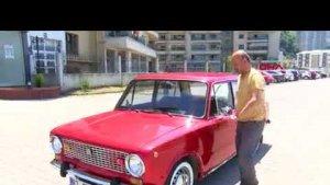 1500 Liraya Aldıkları Hurda Otomobili, İlk Günkü Haline Getirdiler