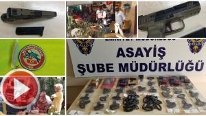 Kurban Bayramında 20 Kişi Yakalandı
