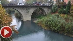 Bartın Irmağı Simsiyah