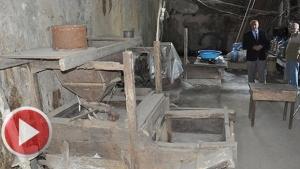 Bartın'da tarihi su değirmeni turizme kazandırılacak