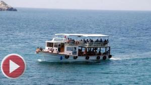 Amasra'ya Turist Akını