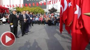 Bartın'da Cumhuriyetin 96.Yıl Dönümü Kutlamaları