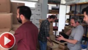 Bartın'da 75 Bin TL'lik Ayakkabı Hırsızlığı