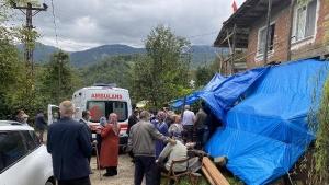 Bartın'da cenaze evinde korkunç kaza: 2'si yanarak, 13 yaralı