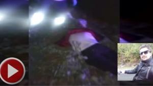 Motosikletten düşen Uğur, öldü