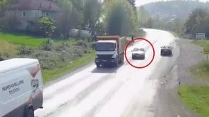 Bartın'da Jandarma Ekiplerinden Agresif Sürücü Denetimi