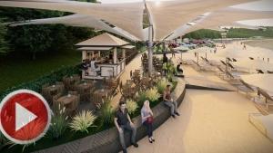 Bozköy Plajı Peyzaj Düzenleme Projesi