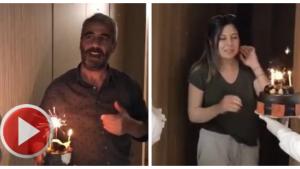 Bartın'da Yurtta misafir edilen vatandaşlara sürpriz