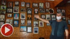 Amasra'da Kahvehanede Müdavimlere Vefa