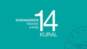 Koronavirüs riskinden koruyacak 14 Kural