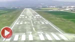 Zonguldak Havalimanı'nda Test Uçuşları