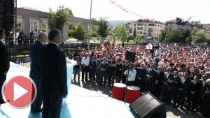 Devlet Bahçeli Bartın'da Vatandaşlara Hitap Etti