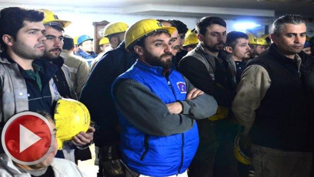 Bartın Amasra'da Dünya Madenciler Günü