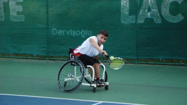 Bartınlı Cihan Çakmakçı Dünya şampiyonasına hazırlanıyor