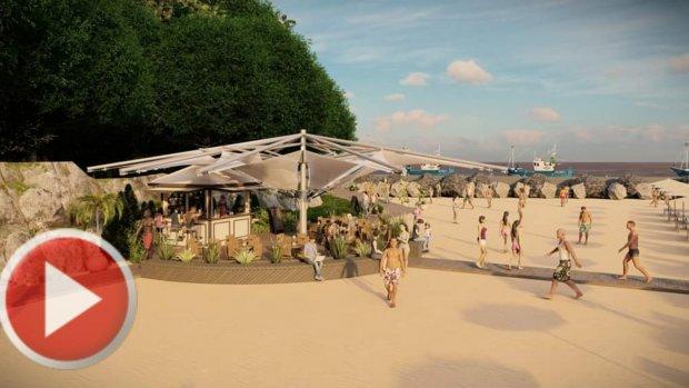 Tarlaağzı Plajı Peyzaj Düzenleme Projesi