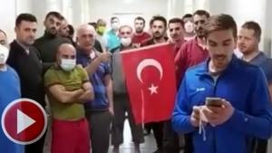 Mahsur Kalan Bartınlı işçiler Türkiye'ye Getiriliyor
