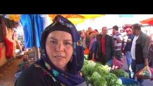 Kadın Pazarcı, 14 Bin TL yatırarak Milletvekili Adayı Oldu